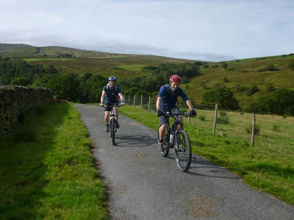 From Haylot and after the descent to the River Roeburn.